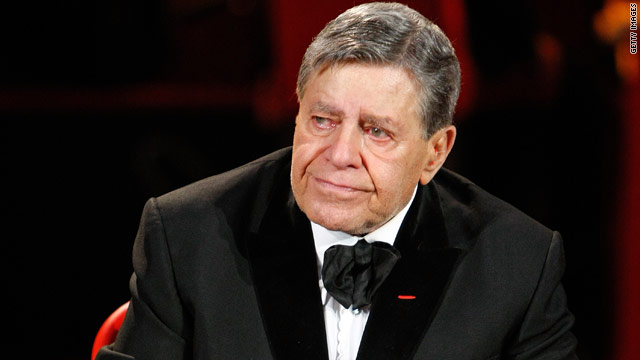 Jerry Lewis: I'd smack Lindsay Lohan in the mouth