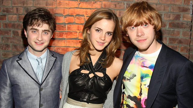 Emma Watson: 'Potter' isn't selling sex