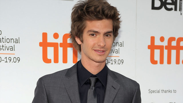 Andrew Garfield: Playing Spidey is an honor