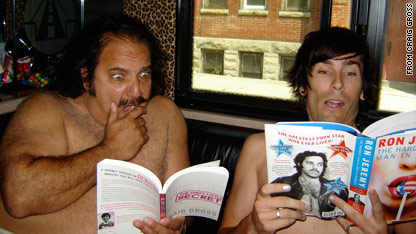 did ron jeremy ever do gay porn
