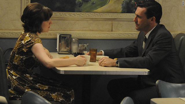 'Mad Men' carries heavy baggage