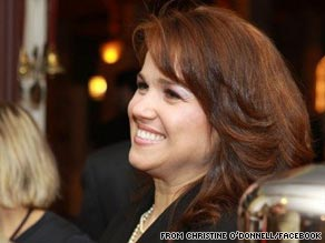 Christine O'Donnell won the Delaware GOP Senate primary Tuesday.