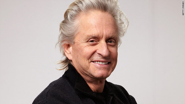 Michael Douglas will 'Stand Up to Cancer'