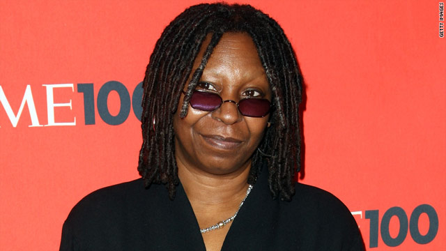 Whoopi Goldberg on losing her mother