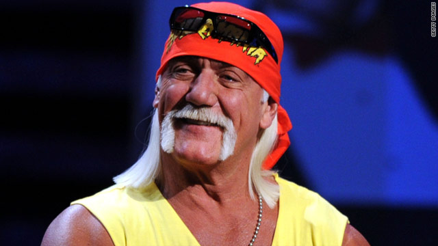 Hulk Hogan hospitalized for back spasms