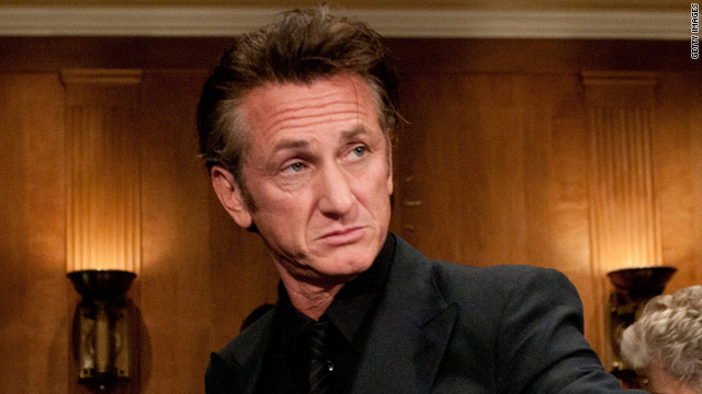 Sean Penn responds to Wyclef