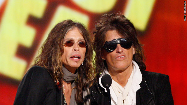 Joe Perry: 'Idol' is one step above 'Ninja Turtles'