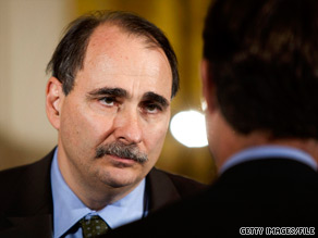 White House aide David Axelrod previewed President Obama's economic proposals Wednesday morning.