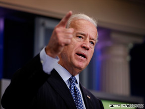 Joe Biden will appear with Senate candidate Chris Coons at an event in Delaware on Friday.