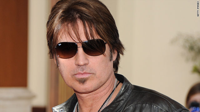 Billy Ray Cyrus developing Syfy reality show