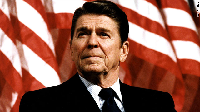 Ronald Reagan biopic in the works