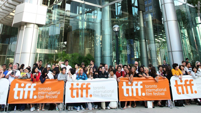 Stars ready to shine at Toronto International Film Festival