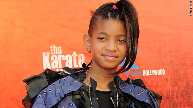 Willow Smith drops new single 'Whip My Hair'