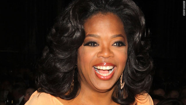 Oprah wants to make dreams come true