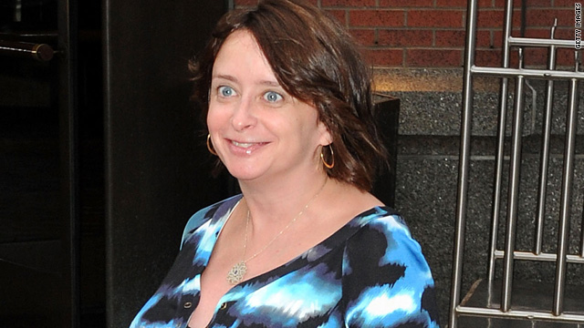 Rachel Dratch welcomed a son