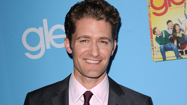 Matthew Morrison aims for February album release