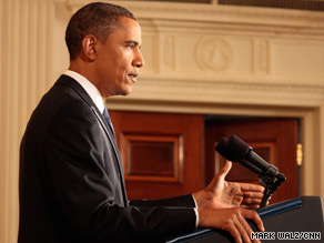 President Obama went ring-less during his press conference Friday at the White House.