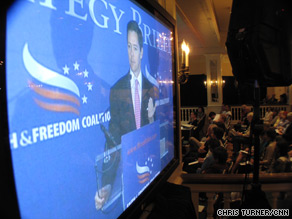 Ralph Reed is the head of the Faith and Freedom Coalition.