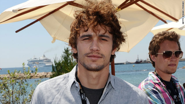 James Franco: I just play gay