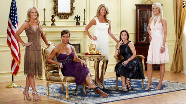 'Real Housewives of D.C.' heats up