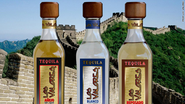 Will China give tequila a shot?