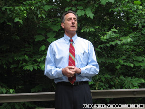 Peter Shumlin has won the Democratic nomination for governor in Vermont.