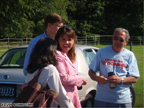 Sarah Palin has taped a last-minute robo-call for Delaware Republican Senate candidate Christine O'Donnell.