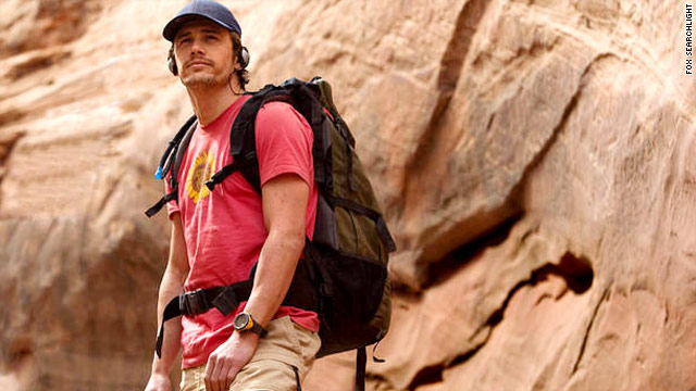 Danny Boyle's '127 Hours' a real adrenaline rush