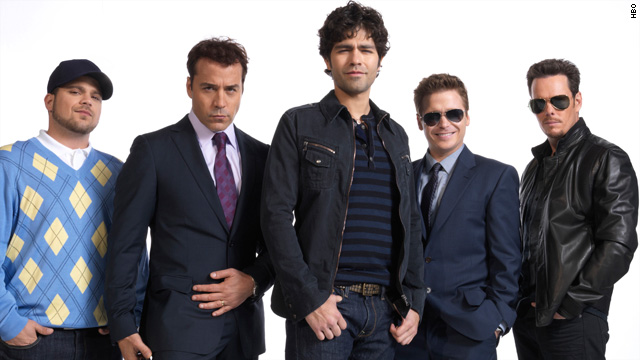 'Entourage' ends season in fantastic fashion
