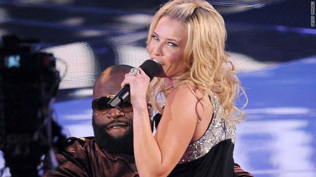 Critics unimpressed with VMA's Chelsea Handler