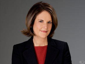  CNN Senior Political Analyst Gloria Borger.