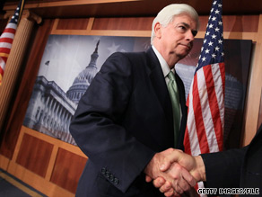  Sen. Chris Dodd said Tuesday the White House Tuesday should not bypass the Senate confirmation process for Elizabeth Warren.