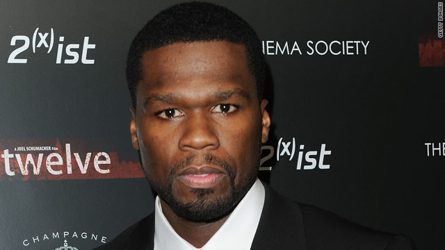 GLAAD calls 50 Cent out for insensitive tweet