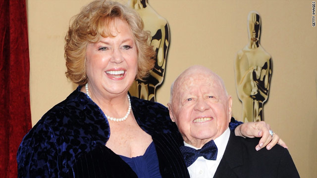 Mickey Rooney on hanging with Hollywood's A-list