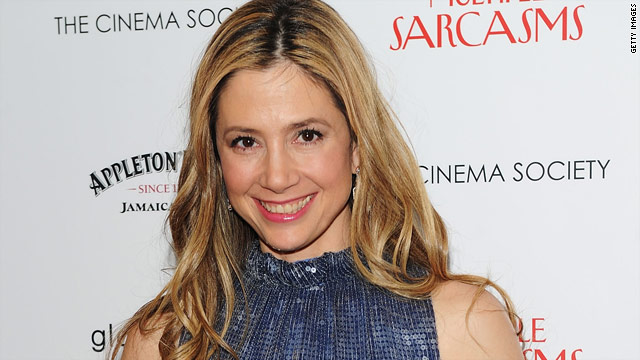 Mira Sorvino on faith and 'Dandelion Dust'