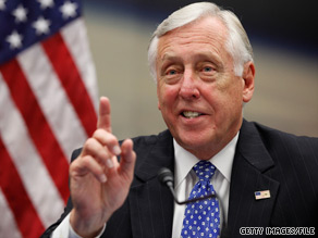 House Majority Leader Steny Hoyer spoke ou Wednesday on tax cuts.