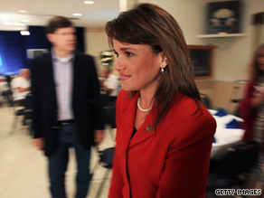 Delaware GOP Senate nominee Christine O'Donnell said Tuesday night she would not do any more national media interviews.