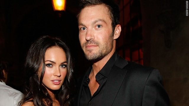 Brian Austin Green: Megan Fox boosted my confidence