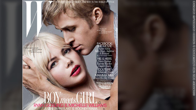 Michelle Williams: I seem to be naked in a lot of movies