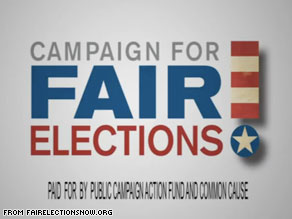 Tea Party supporters and progressives have teamed up to support the Fair Elections Now Act.