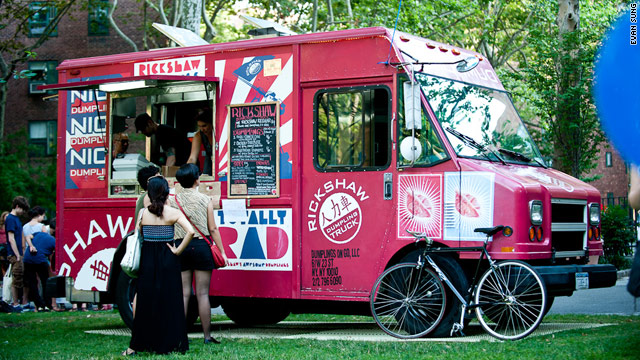 Food Trucks on the Green