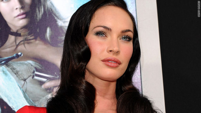 Megan Fox a little jealous of 'Transformers' replacement