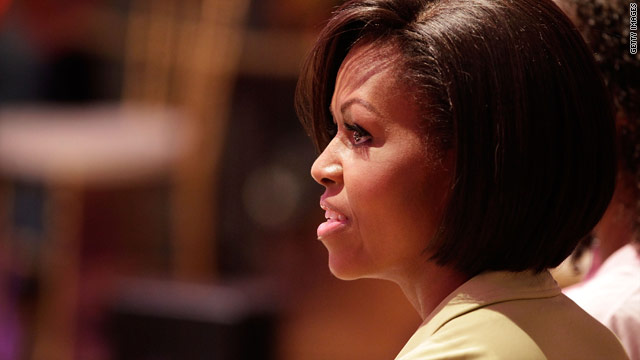Michelle Obama to host farm-to-table lunch for world leaders