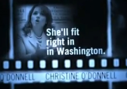 The DSCC launched an ad targeting O'Donnell over the weekend.