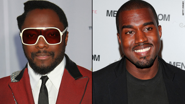 Will.i.am: Teaming up with Kanye 'would be fresh'