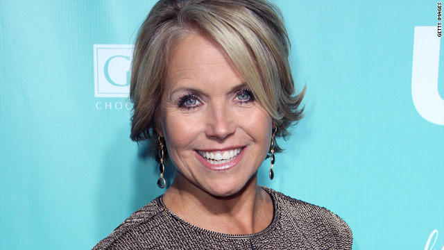 Katie Couric wants to dance &#039;with the Stars&#039;