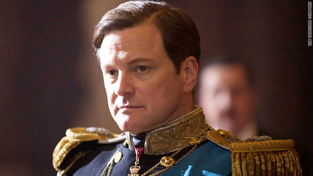Colin Firth earning Oscar buzz for 'King's Speech'