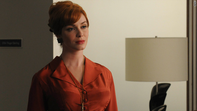&#039;Mad Men&#039;s&#039; beautiful girls