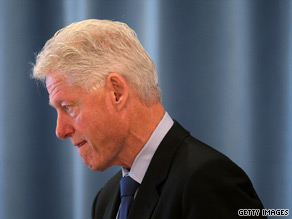 Bill Clinton has some advice for congressional Democrats and for President Obama.