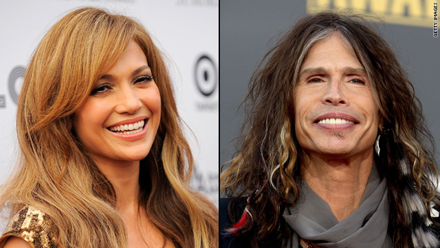 Jennifer Lopez and Steven Tyler join the 'Idol' judges table